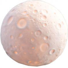 Veilleuse à piles Lune (8 cm)