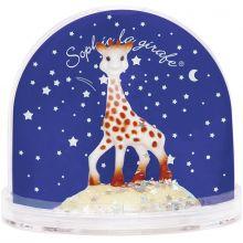 Globe porte photo Sophie la girafe  par Trousselier