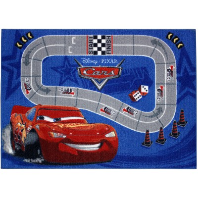 Tapis Circuit De Course Disney Cars Room Studio