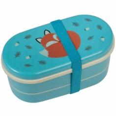 Lunch box ovale Rusty le renard