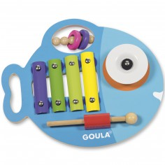 Poisson Glupi musical 3 en 1