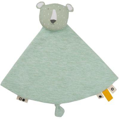 Doudou plat ours Mr. Polar Bear  par Trixie