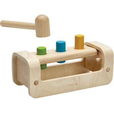 Banc à marteler  par Plan Toys