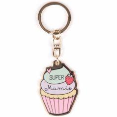 Porte-clés Super mamie
