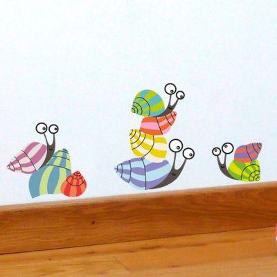Stickers bigorneaux  par Série-Golo