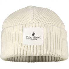 Bonnet en laine Vanilla White (6-12 mois)