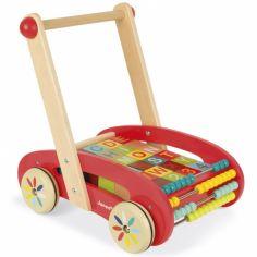 Chariot de marche ABC buggy tatoo (30 cubes)