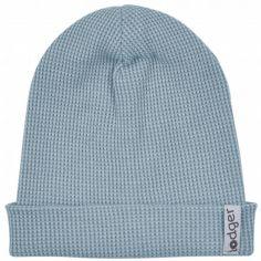 Bonnet en coton Ciumbelle Ocean bleu (6-12 mois)