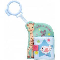 Mon 1er livre d'éveil bébé Sophie la girafe