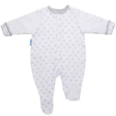 Pyjama léger Gro suit Silver star (9-12 mois : 71 à 74 cm)  par The Gro Company