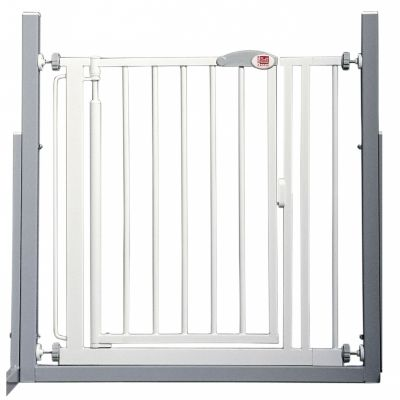 Barrière de sécurité Auto Close pour portes et escaliers (68.5 à 75.5 cm)  par Red Castle