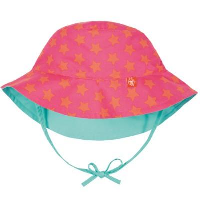 Chapeau anti-UV Splash & Fun étoiles (0-6 mois)  par Lässig