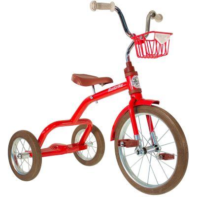 Tricycle Spokes avec panier avant 16'' rouge Italtrike