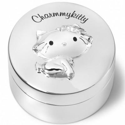 Boîte à dents Chat Charmmykitty  par Zilverstad