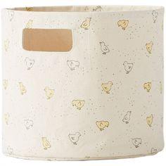Panier de toilette poussin Chick (23 x 26 cm)