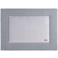 Tapis de jeu gris Flavour (75 x 95 cm)
