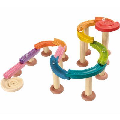 Circuit à billes De luxe  par Plan Toys