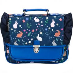 Cartable maternelle Lapin bleu