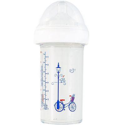 Biberon anti colique Vélo (210 ml)  par Le Biberon Français