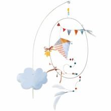 Mobile mural Dans le ciel  par Djeco
