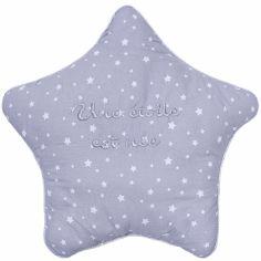 Coussin étoile Une étoile est née (40 cm)