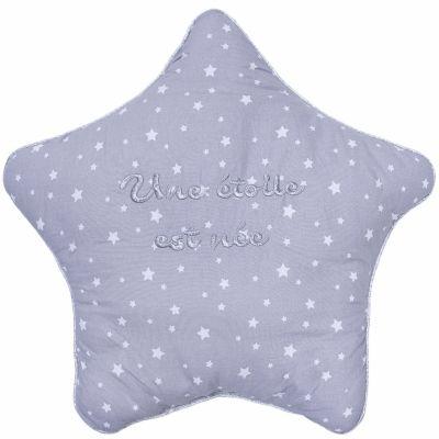 Coussin étoile Une étoile est née (40 cm) BB & Co