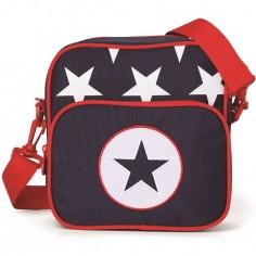 Sac en bandoulière Navy Star