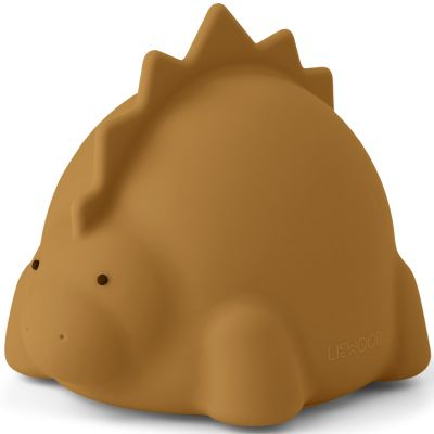 Veilleuse Winston Dino mustard (14 cm)  par Liewood