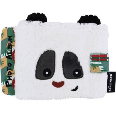 Album photos en tissu Rototos le panda  par Les Déglingos