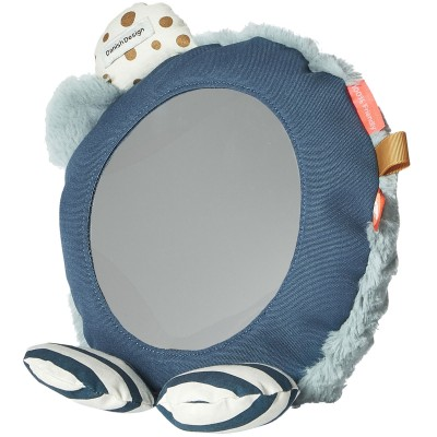 Miroir d'éveil bleu  par Done by Deer