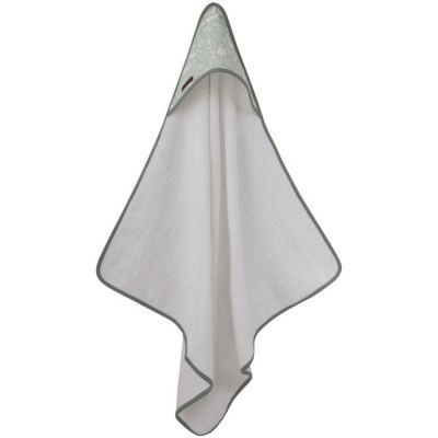 Cape de bain Adventure mint (75 x 75 cm)  par Little Dutch