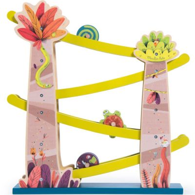 Cascade pour toupies Dans la Jungle  par Moulin Roty