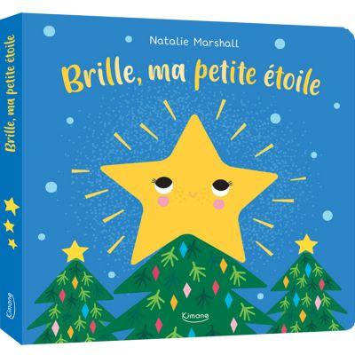 Livre Brille, ma petite étoile Editions Kimane