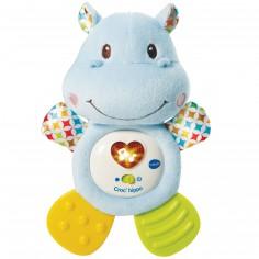 Jouet musical Croc'hippo