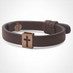 Bracelet Hallelujah simple (or rose 750°)
