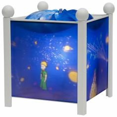 Lanterne magique Le Petit Prince blanche