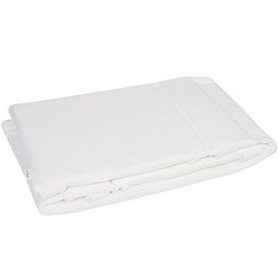 Tour de lit Diamond White (pour lits 60 x 120 cm et 70 x 140 cm) Les Rêves d'Anaïs