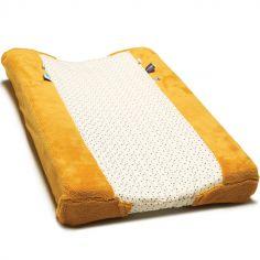 Housse de matelas à langer Bumblebee Orange (45 x 70 cm)