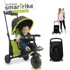 Tricycle évolutif 7 en 1 pliant smarTfold 500 vert