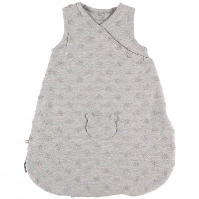 Gigoteuse légère jersey Mix et Match grise (50 cm) Noukie's