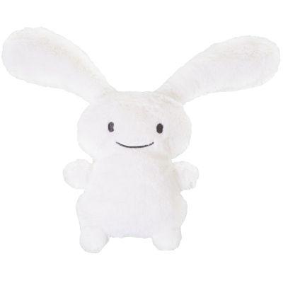 Peluche lapin Funny Bunny Ice blanc (35 cm)  par Trousselier