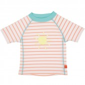 Tee-shirt de protection UV à manches courtes Splash & Fun marin pêche (18 mois) - Lässig