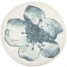 Tapis de jeu Embedding Bloom Petrol (120 x 120 cm)  par Elodie Details