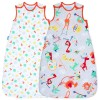 Lot de 2 gigoteuses légère ou chaude Grobag ChildsPlay (105 cm) - The Gro Company