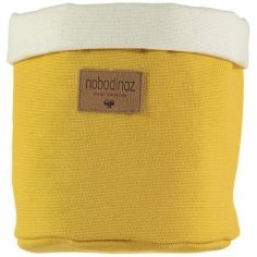 Panier de toilette Tango Farniente yellow (16 x 19 cm)
