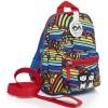 Sac à dos bébé Rainbow multicolore - Zip & Zoé