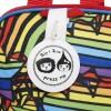 Sac à dos bébé Rainbow multicolore  par Zip & Zoé
