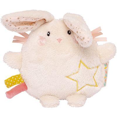 Peluche lapin Lilou et Perlin (12 cm)  par Galipette