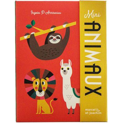 Livre accordéon Mini animaux  par Marcel et Joachim