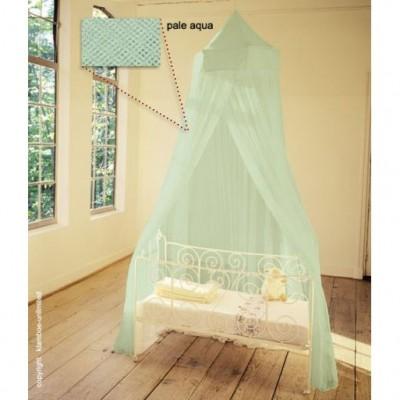 Moustiquaire pour lit vert mint  par Miguelito